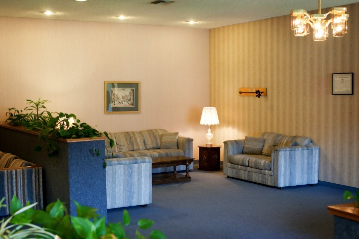 Adult Facility Cy Walter Guest Lounge