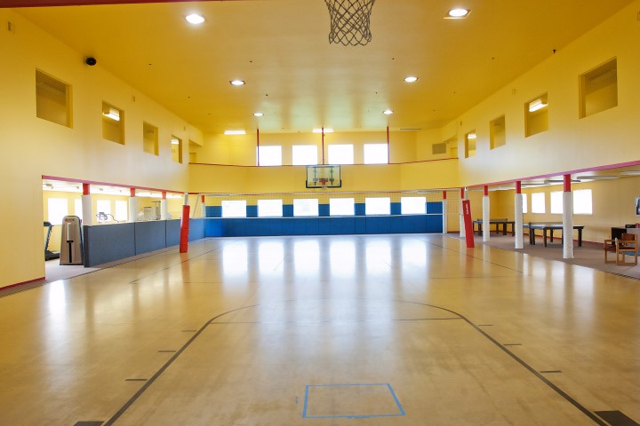 Sundown M Ranch Gymnasium