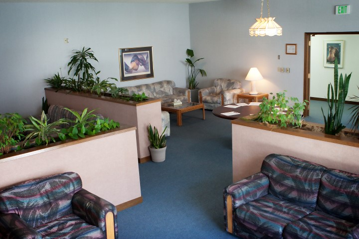 Youth Facility Guest Lounge