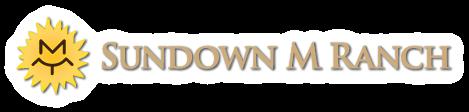 Sundown M Ranch Logo