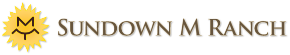 Sundown M Ranch Logo